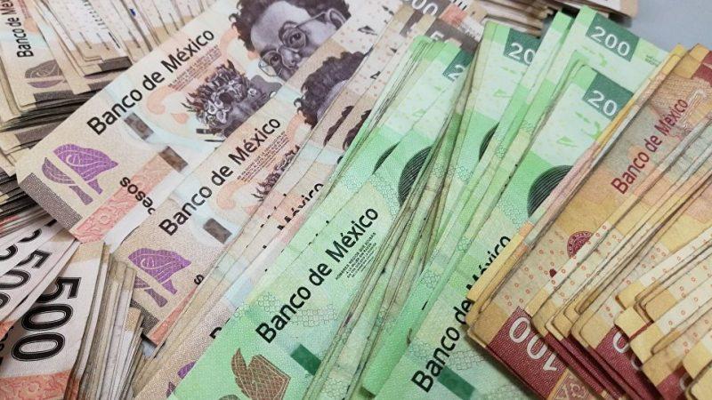 Peso retrocede debido a mayor temor por invertir en emergentes