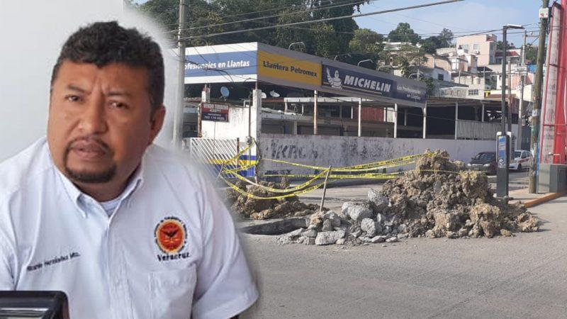Exige Coalición de Taxis a CAEV cerrar huecos que deja en las calles