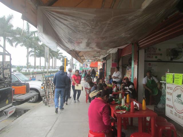 Mercado Municipal Tuxpeño en pésimas Condiciones