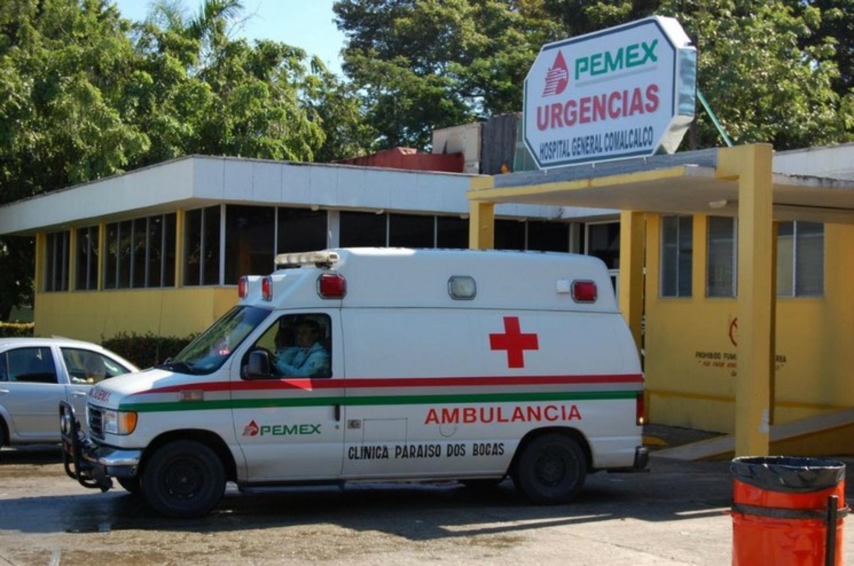 Muere paciente por fármaco en hospital de Pemex