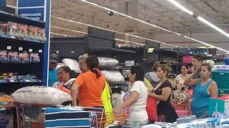 Tiendas Tuxpeñas comienzan a condicionar sus ventas