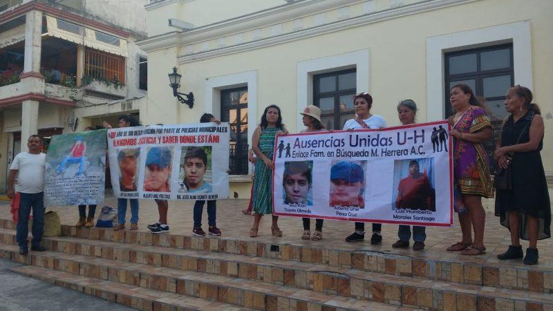 Suspenden audiencia a Policías Municipales acusados de desaparición forzada de 4 jóvenes