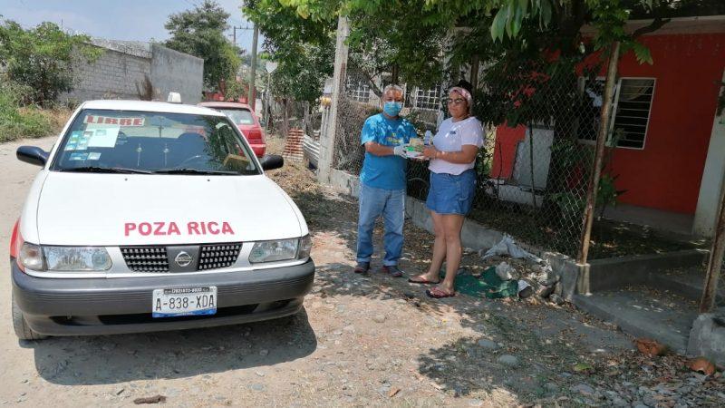 Invitan a concesionarios de taxi inscribirse a PROMOVER