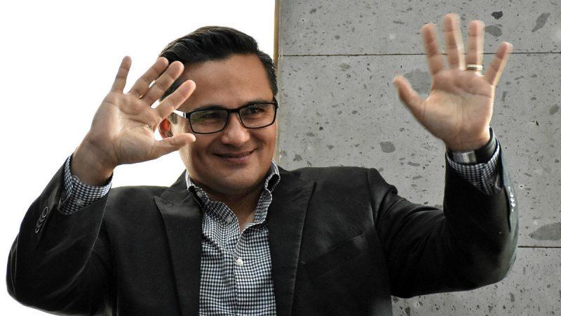 Destituye el Congreso de Veracruz a Jorge Winckler en definitiva de la FGE